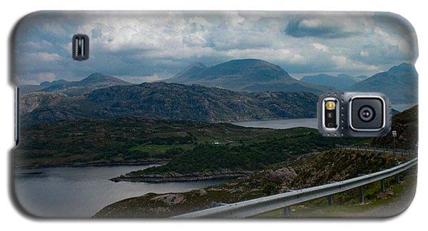 Loch Kishorn, Plockton, Scotland Galaxy S5 Case