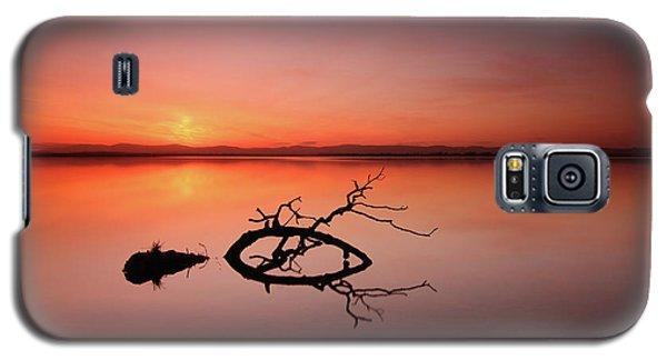 Loch Leven Sunset Galaxy S5 Case
