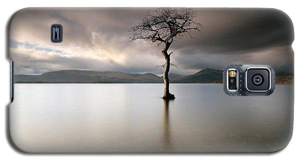 Loch Lomond Lone Tree Galaxy S5 Case