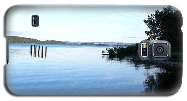 Loch Lomond Galaxy S5 Case by Mini Arora