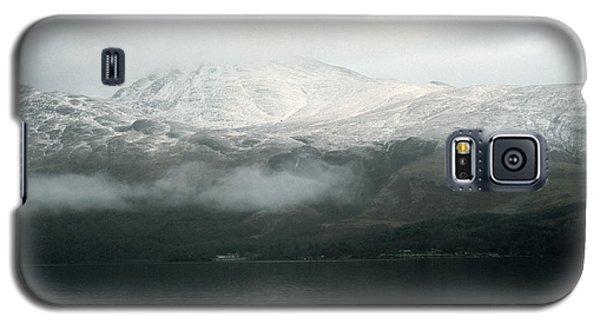 Loch Lomond, Winter Galaxy S5 Case
