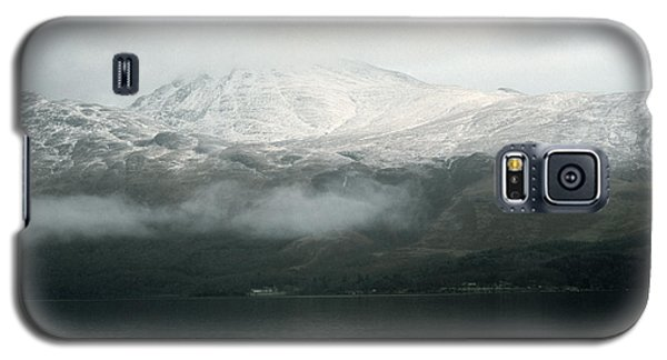Loch Lomond, Winter Galaxy S5 Case
