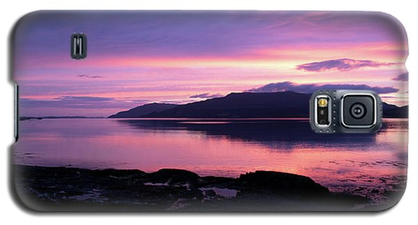 Loch Scridain Sunset Galaxy S5 Case