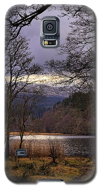 Galaxy S5 Case featuring the photograph Loch Venachar by Jeremy Lavender Photography