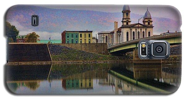 Lock Haven Pennsylvania Galaxy S5 Case
