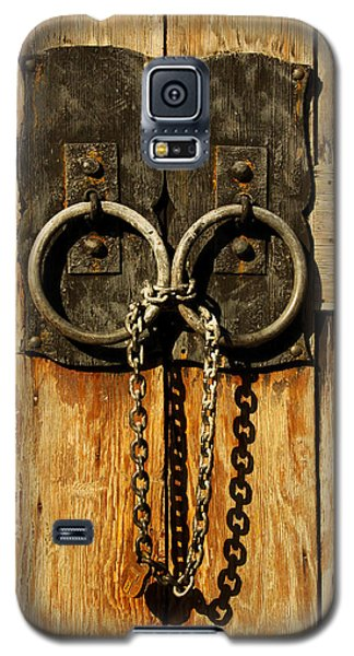 Locked Out Galaxy S5 Case