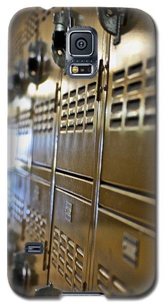 Lockers Galaxy S5 Case by Bill Owen