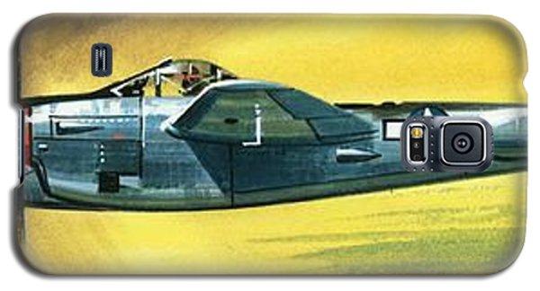 Airplane Galaxy S5 Case - Lockheed P-38j Lightning by Wilf Hardy