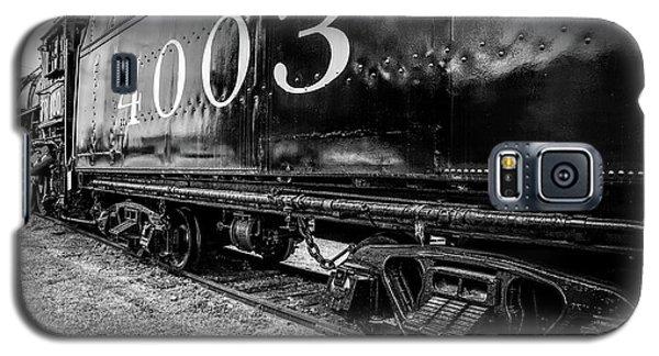 Locomotive Engine Galaxy S5 Case