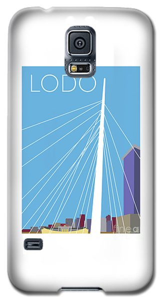 Lodo/blue Galaxy S5 Case
