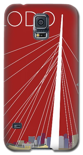 Lodo/maroon Galaxy S5 Case