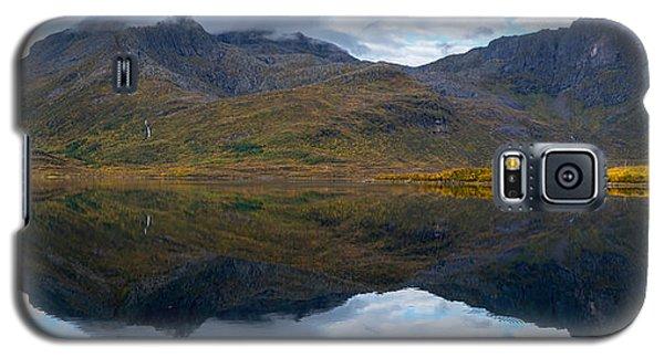 Lofoten Lake Galaxy S5 Case