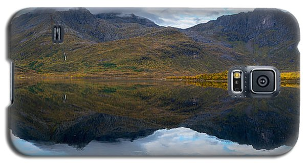 Lofoten Lake Galaxy S5 Case