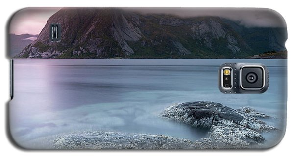 Lofoten Sunset Galaxy S5 Case