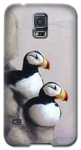 Lofty View Galaxy S5 Case by Phyllis Howard