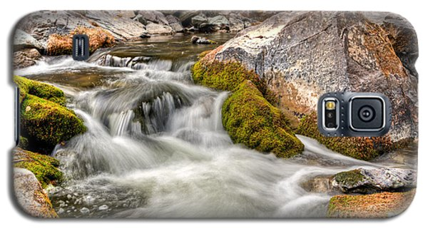 Logan Creek, Montana 2 Galaxy S5 Case