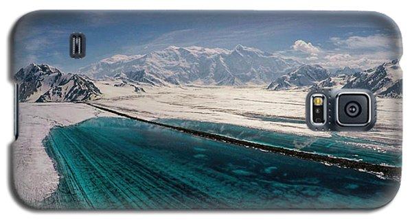 Logan Glacier Meltwater Galaxy S5 Case