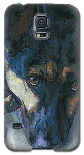 Logan Galaxy S5 Case by Nadi Spencer