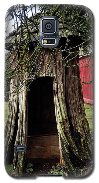 Loggers Outhouse Galaxy S5 Case