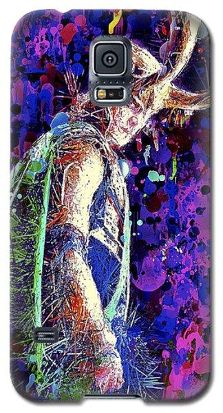 Loki Ready For War Galaxy S5 Case