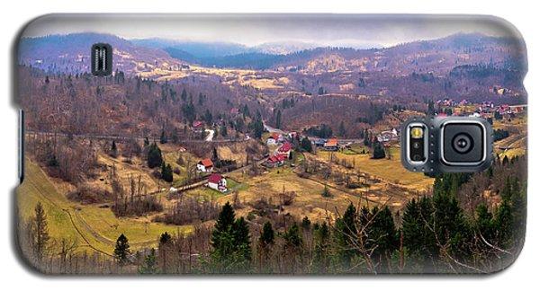 Lokve Valley In Gorski Kotar View Galaxy S5 Case