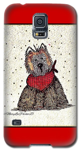 Lola The Dog Galaxy S5 Case