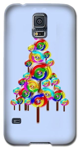 Lollipop Tree Galaxy S5 Case