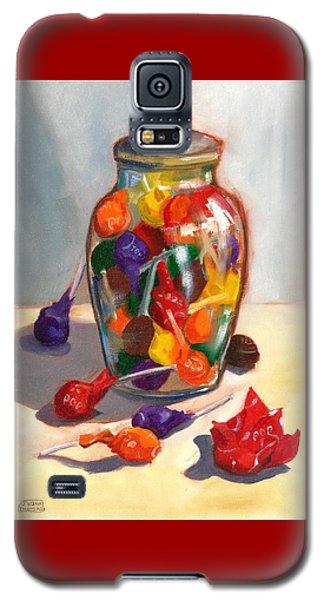 Lollipops Galaxy S5 Case by Susan Thomas