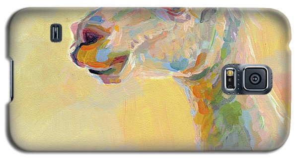 Lolly Llama Galaxy S5 Case by Kimberly Santini