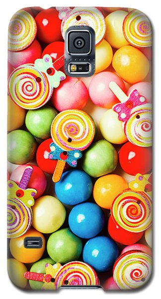 Lolly Shop Pops Galaxy S5 Case