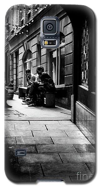 London Backstreet Alley Galaxy S5 Case
