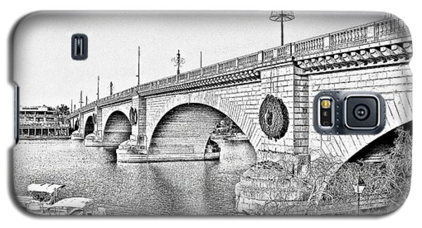 London Bridge Lake Havasu City Arizona Galaxy S5 Case