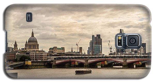 London Cityscape Galaxy S5 Case