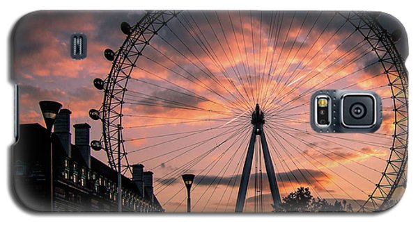 London Eye #1 Galaxy S5 Case