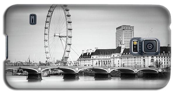 London Eye Galaxy S5 Case by Ivo Kerssemakers
