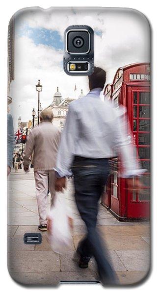 London In Motion Galaxy S5 Case