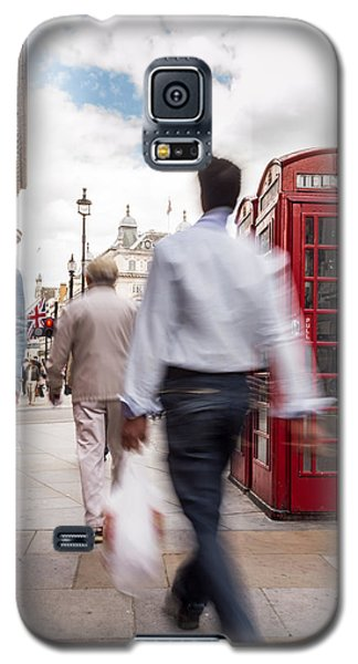 London In Motion Galaxy S5 Case