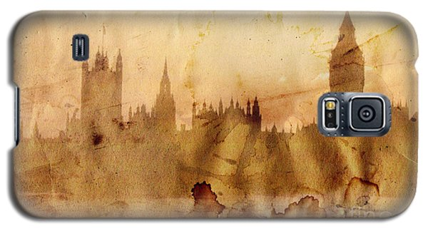 London Galaxy S5 Case by Michal Boubin