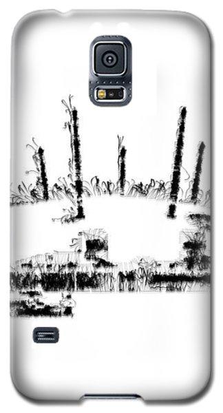 London O2 Arena Galaxy S5 Case