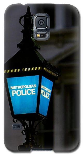 London Police Lamp Galaxy S5 Case