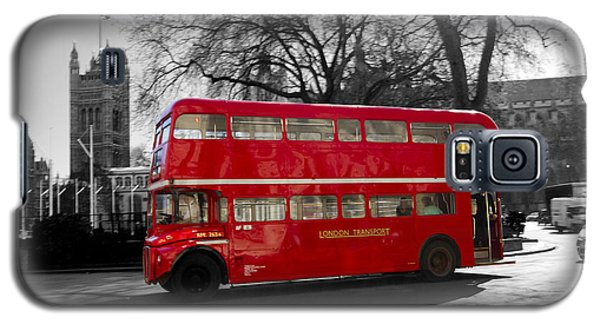 London Red Bus Galaxy S5 Case