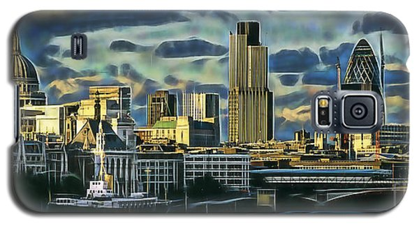 London Skyline Collection Galaxy S5 Case