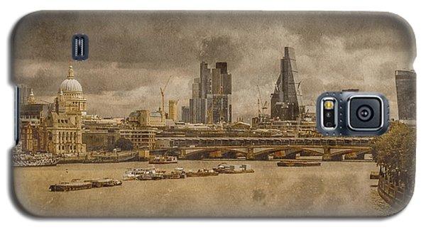 London, England - London Skyline East Galaxy S5 Case