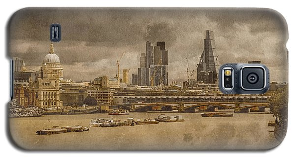 London, England - London Skyline East Galaxy S5 Case