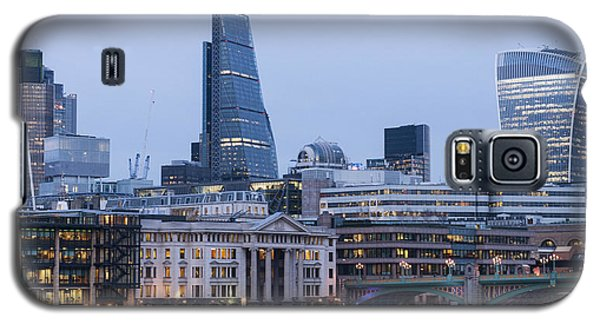 London Skyscrapers Galaxy S5 Case