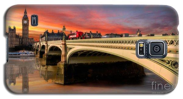 London Sunset Galaxy S5 Case