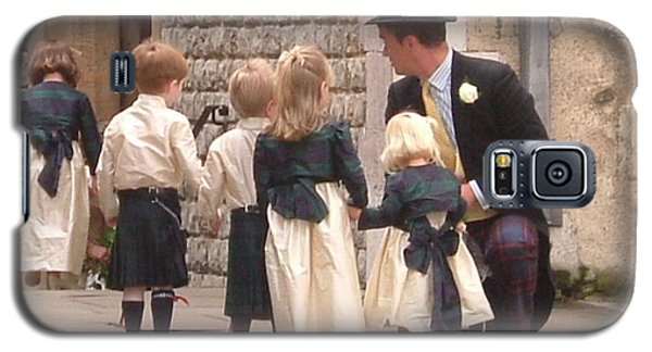 London Tower Wedding Galaxy S5 Case