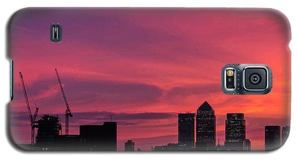 London Wakes 1 Galaxy S5 Case