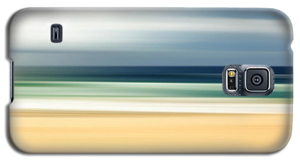 Surrealism Galaxy S5 Case - Lone Beach by Az Jackson