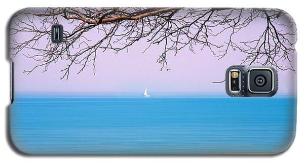 Lone Boat Galaxy S5 Case